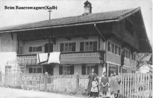 Beim Bauernwagner, Bahnhofstraße