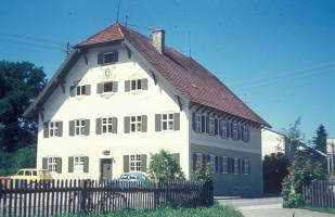 Alter Pfarrhof, Wolfratshausener Straße