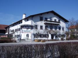 Hotel Sauerlacher Post, im Jahr 2000