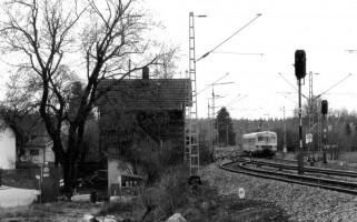 Ehemaliges Bahnwärterhaus, Sommerstraße