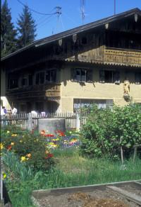 Der einstige Hausgarten beim Bauernwagner, Bahnhofstraße