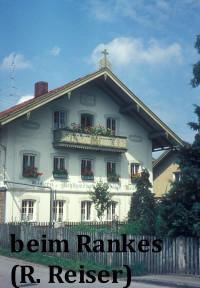 Beim Rankes, Von Aychstetter Str., Dorfbäckerei Reiser