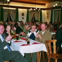 60-jähriges Gründungsfest im Trachtenheim